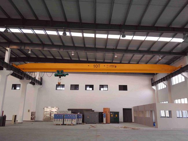 安徽安庆16吨单梁起重机